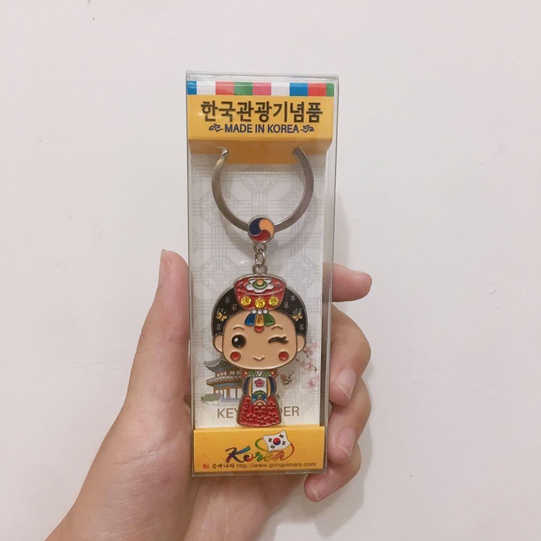 韓國🇰🇷紀念鑰匙圈