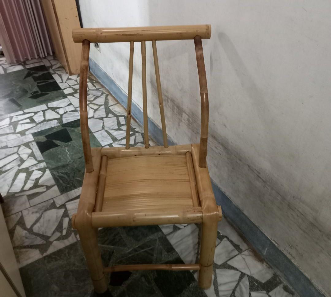 客廳擺放的竹椅  保存良好,已經是優惠價不再接受議價請見諒