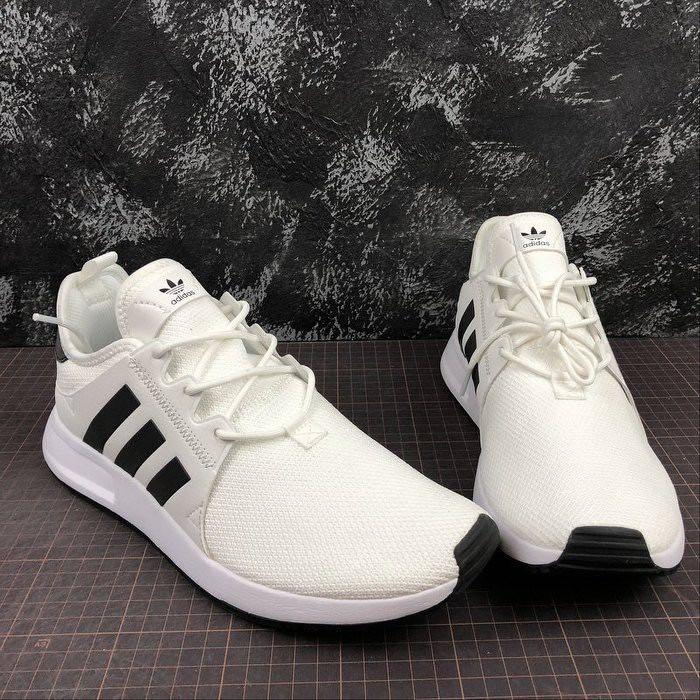 Adidas Originals X_PLR White 白黑波鞋