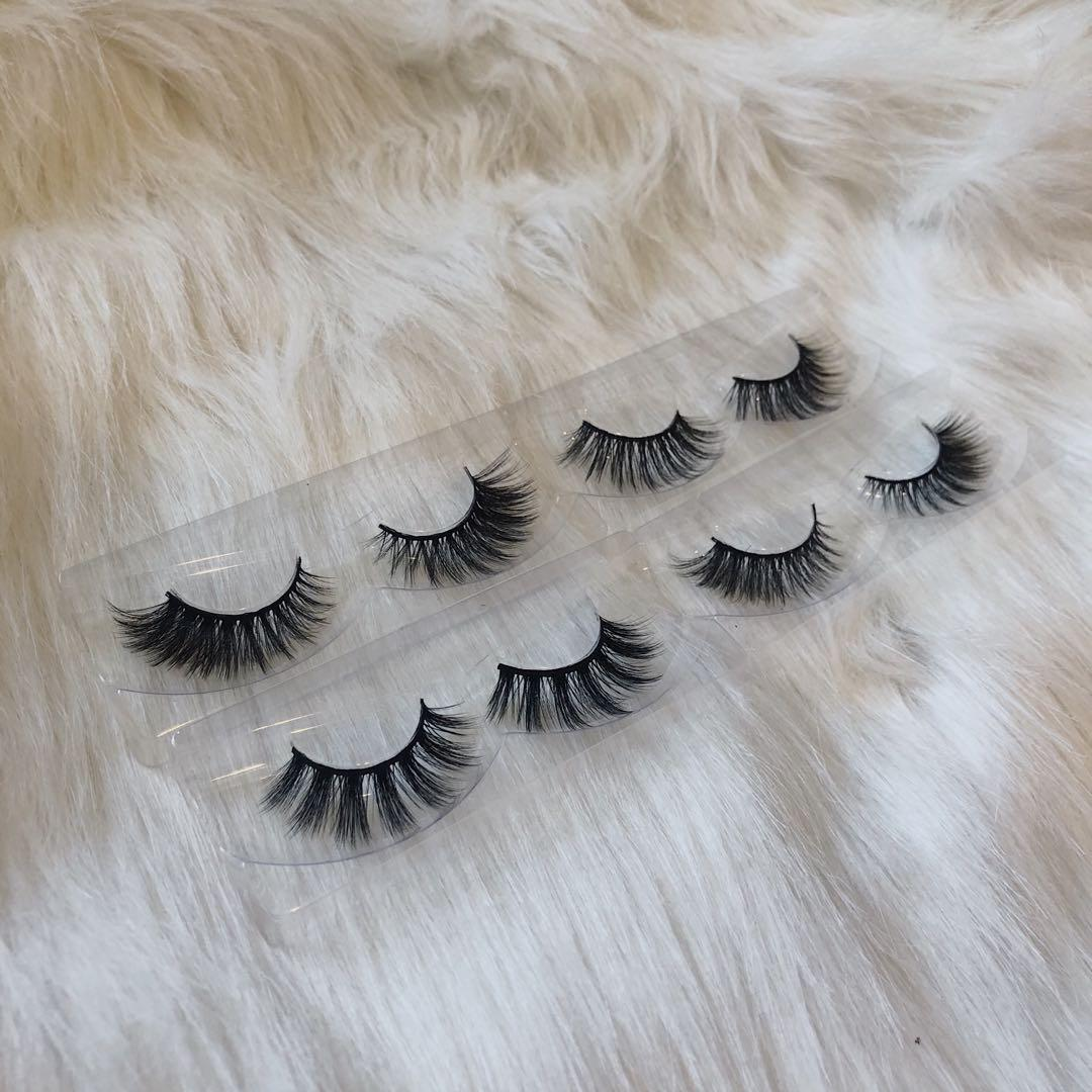 Bulk Reusable Mink Lashes