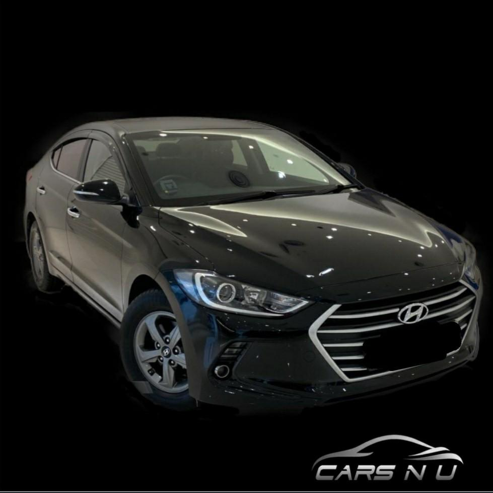 DS8 Hyundai Elantra 1.6 GLS S Auto