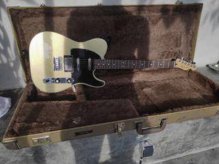 Fender Telecaster Blacktop Baritone