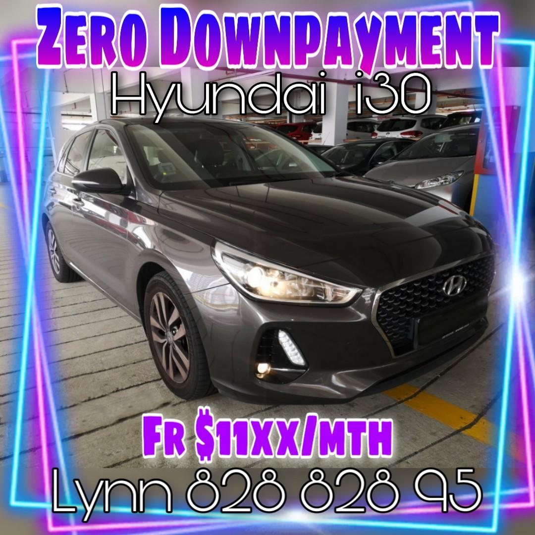 Hyundai i30 1.4A T-GDi DCT Turbo Auto