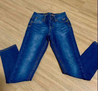 Justice Pants (Soft Skinny Jeans) 6-7 yo