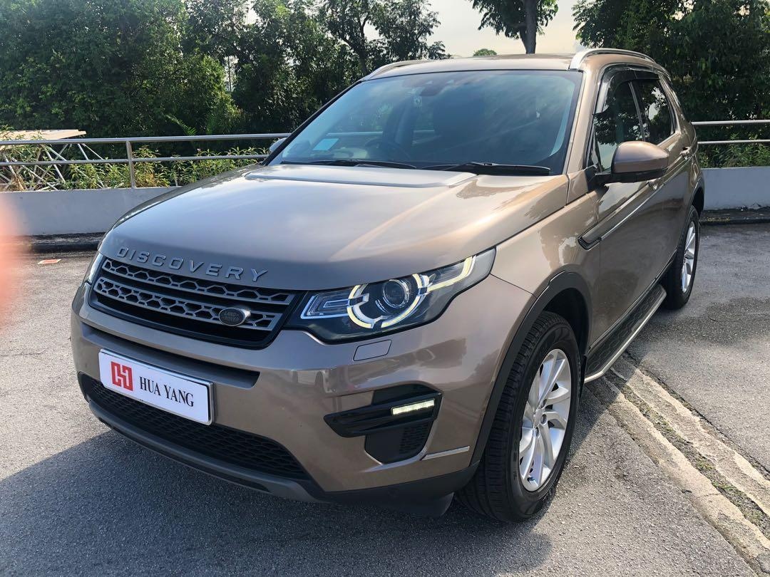 Land Rover Discovery 2.0 Sport SE 5-Seats (A)
