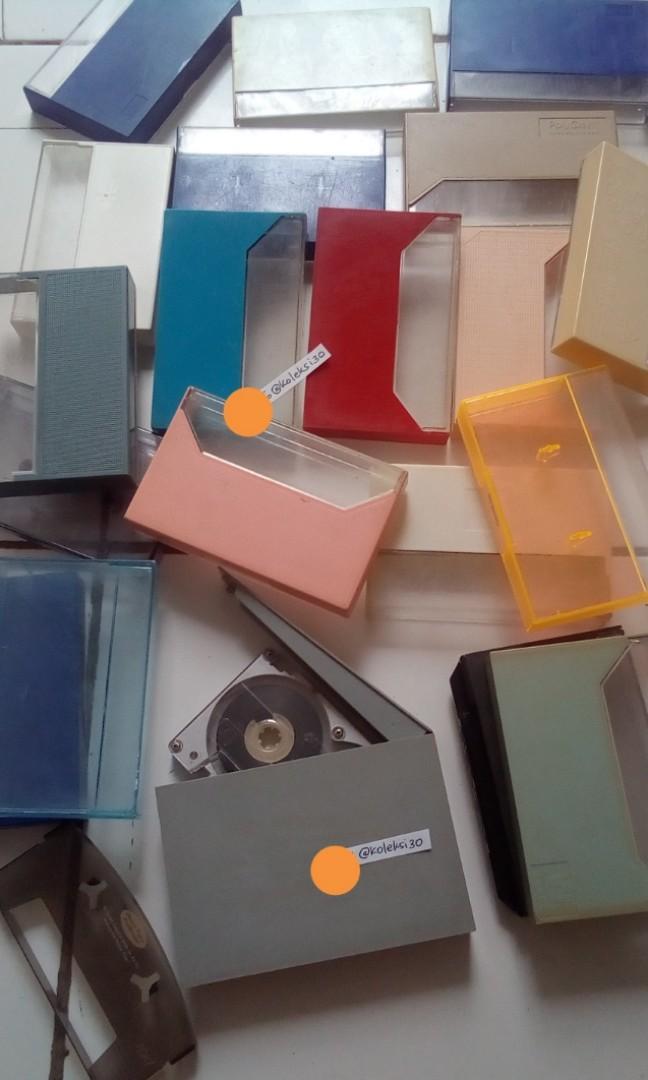 Mika kaset warna tempat kaset warna