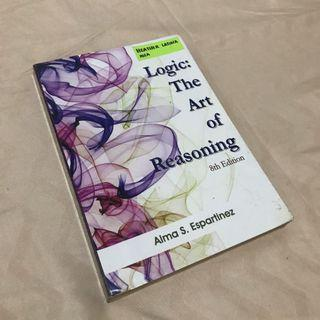 Philosophy College Book - Logic: The Art Of Reasoning