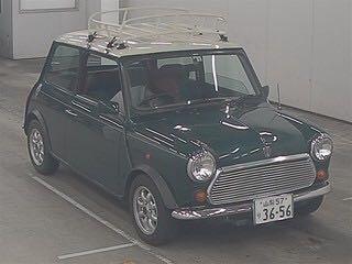 Rover Mini TARTAN LTD Auto