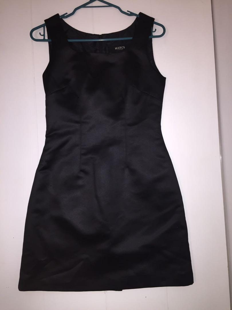 Shiny Silk Dress