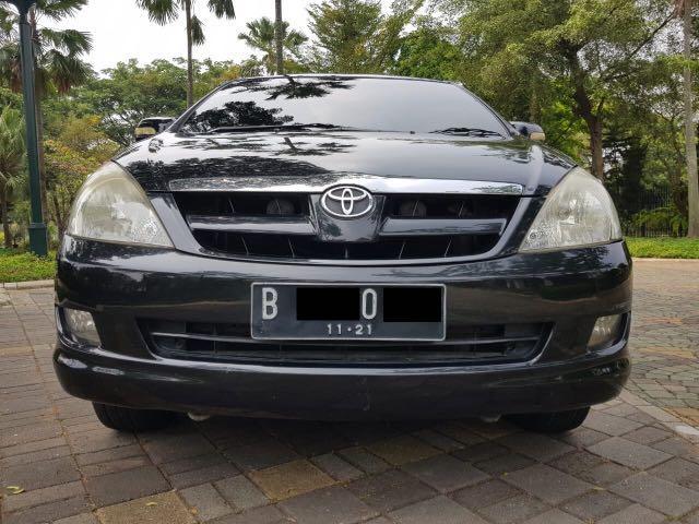 Toyota Kijang Innova 2.0 G AT Bensin 2006,Senantiasa Di Hati Keluarga