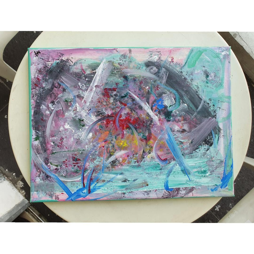 Abstract Art Canvas