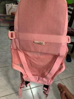 Baby girl carrier from Japan