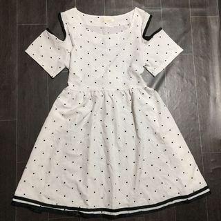 Bakuna polka dress