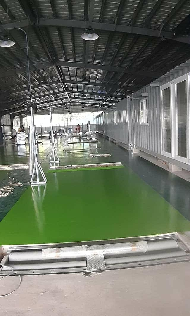 Epoxy Coating Construction Industrial Construction Building Materials On Carousell