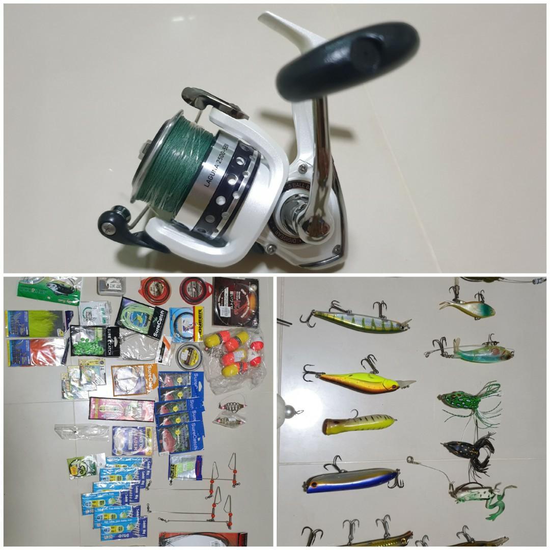 Fishing Gear Quick Bid Sports Sports Games Equipment On Carousell