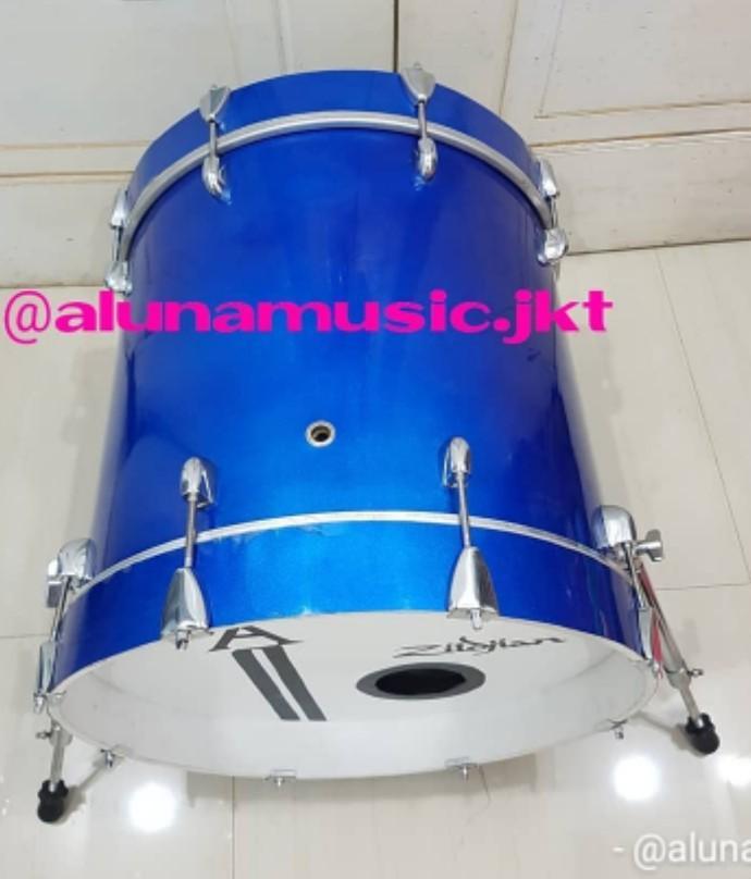 Kick bass drum 18 inch custom