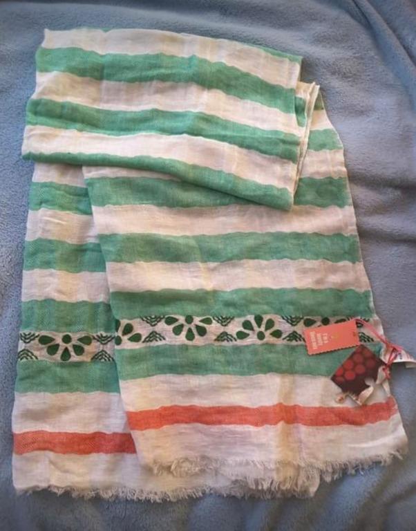 Linen/Cotton Scarf