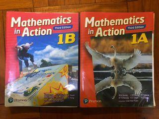 Mathematics in Action (Third Edition) 1A / 1B