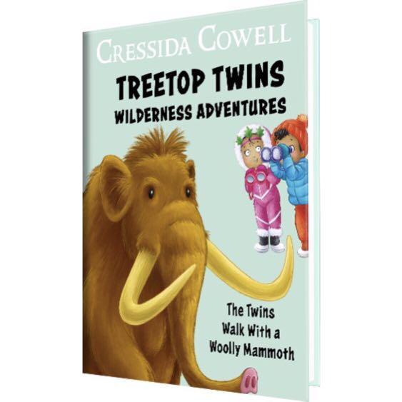 Mcdonald S Treetop Twins Wilderness Adventures Book 5 Hobbies Toys Books Magazines Children S Books On Carousell