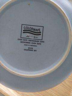 Noritake big bowl 2 colour