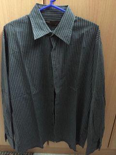 Original Perry Ellis Long-Sleeved Polo