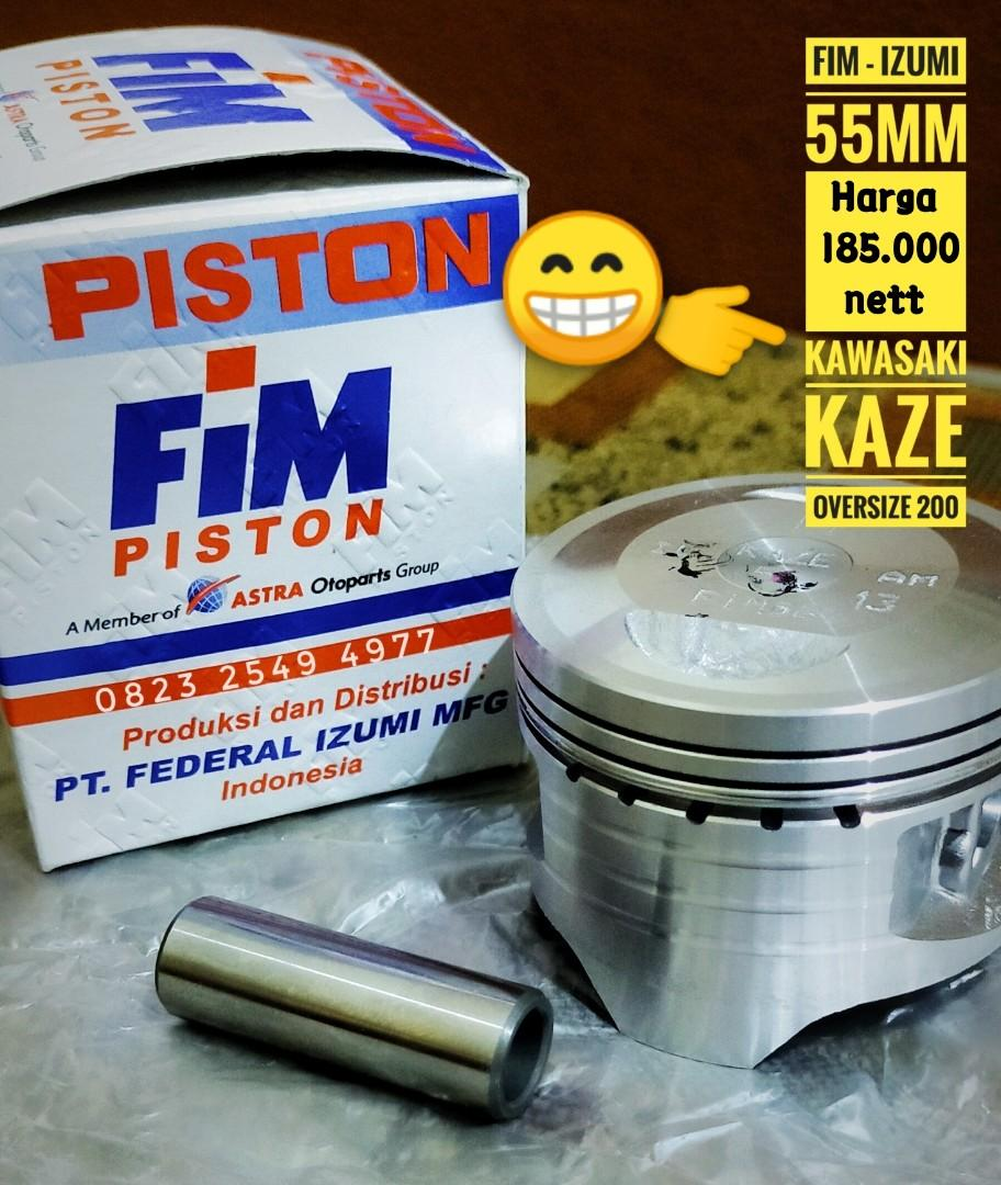 piston FIM izumi OS.200 (55mm)
