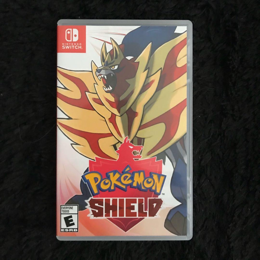 Pokemon Shield Nintendo Switch