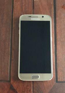 Samsung S6 64 GB Gold