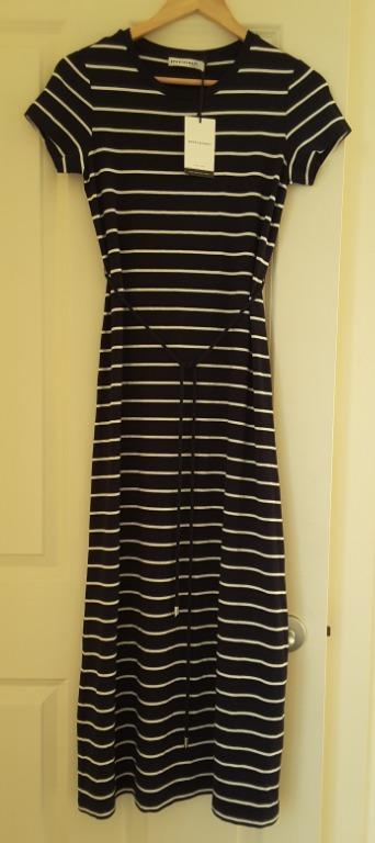 Striped Sportscraft Dress