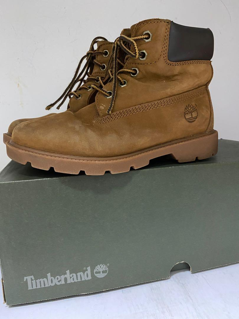 timberland boots youth size 2
