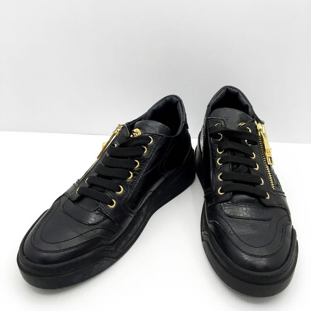 Versace Black Sneakers 207005633