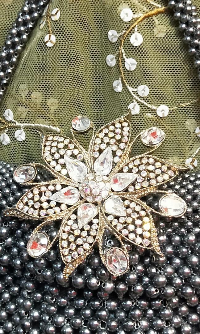 """古董級•施華洛世奇水晶鑽💎💎💎~原購入價28600""""限拍6068含運喔~"""