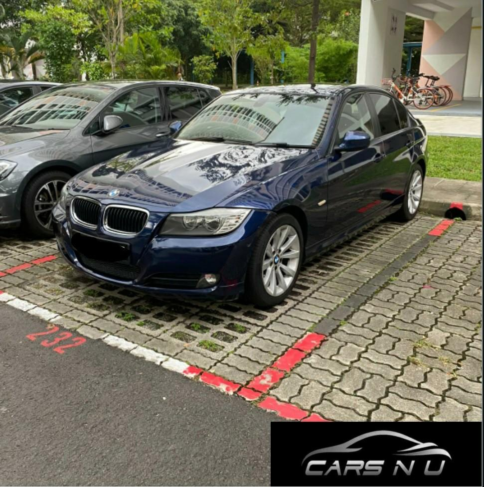 (29) BMW 318i sunroof Auto