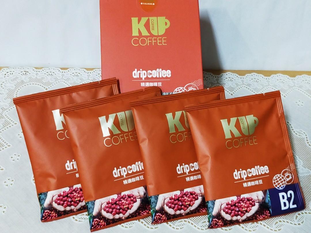劍湖山 酷咖啡 掛耳式濾泡咖啡 (精選)100%咖啡豆硏磨