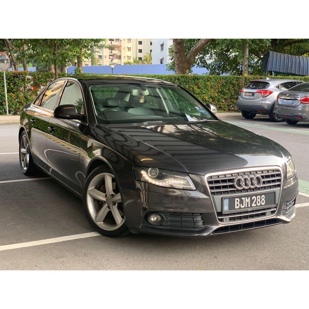 Kekurangan Audi A4 B8 2009 Review