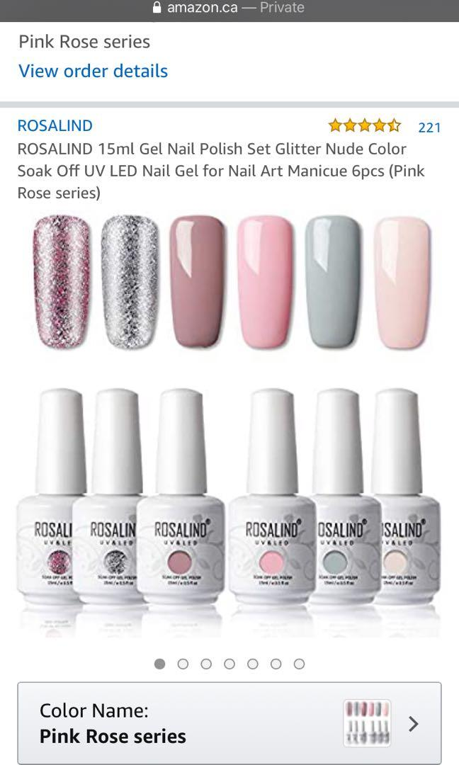 Brand new Gel nail polish