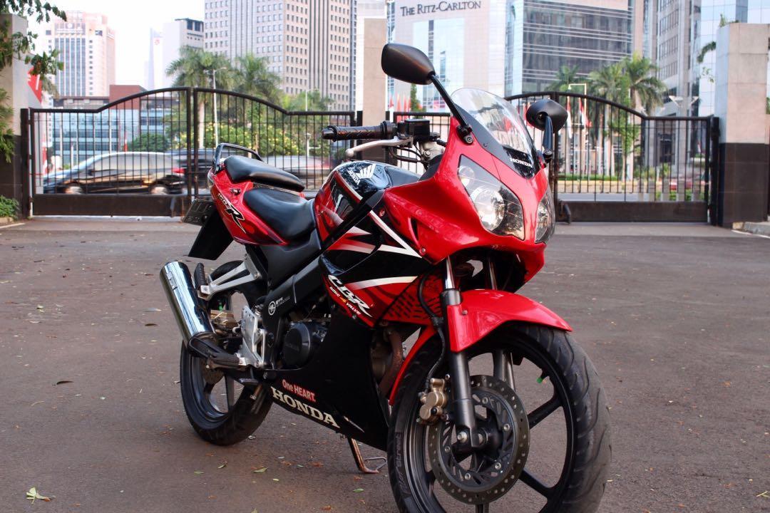 CBR OLD THAILAND 2008 Cbu