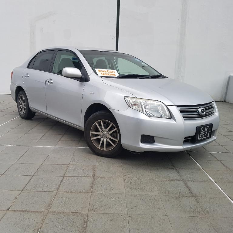cheap rate toyota axio