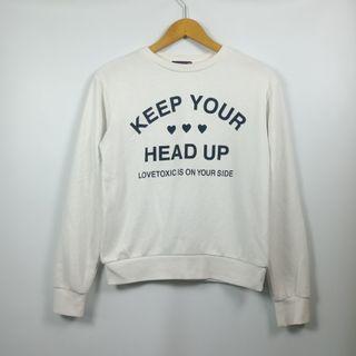 Crop top keep Your Head