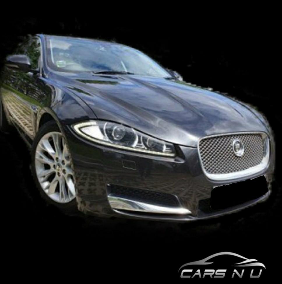 (DS14) Jaguar XF DIESEL 2.2 Auto