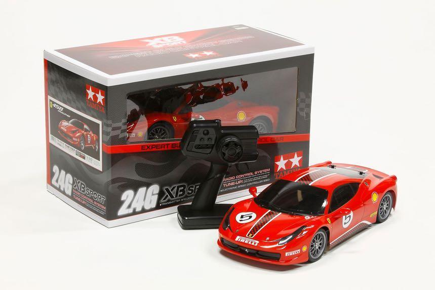 Ferrari 458 Challenge  Auto