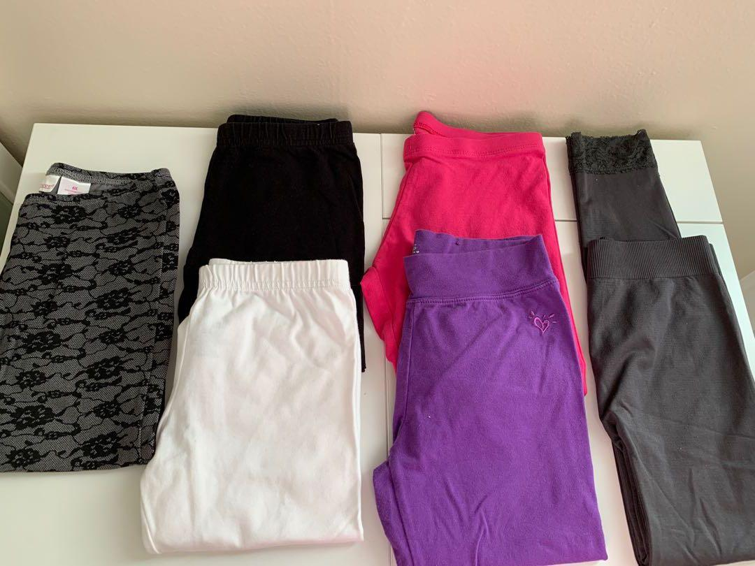 Girl's Assorted Leggings