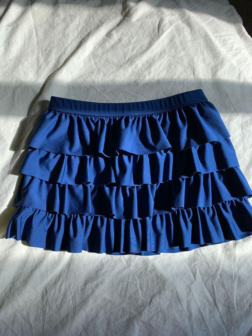 Girl's Children's Place Layered Ruffle Skirt