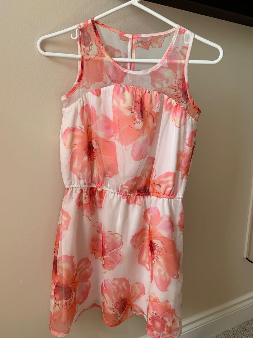 Girl's GAP Floral Dress