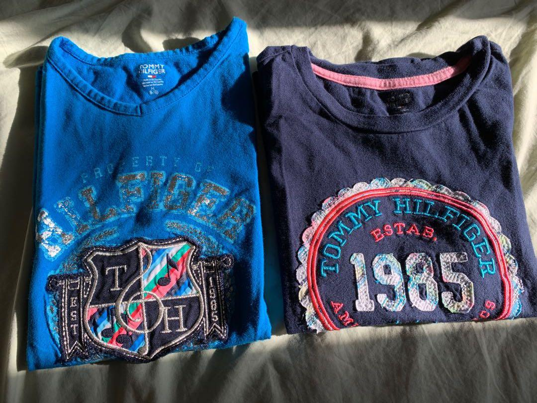 Girl's Tommy Hilfiger Tees
