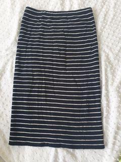 Glassons Knit Skirt size xs