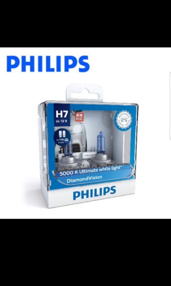 飛利浦H7藍鑽之光