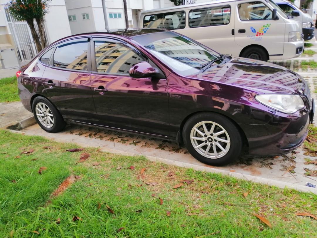 Hyundai Avante 1.6m Manual