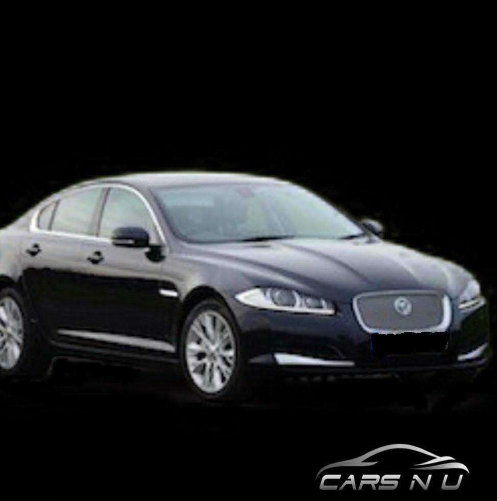 (DS15) Jaguar XF DIESEL 2.2 Auto