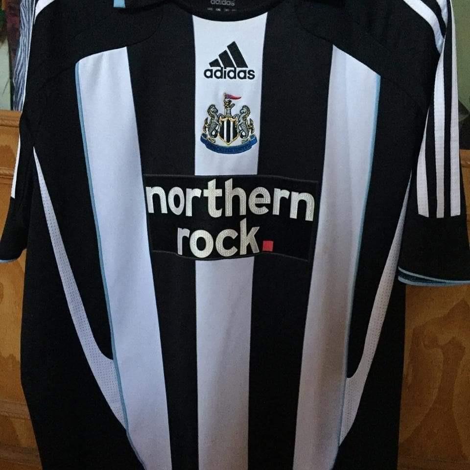 Jersey Newcastle United